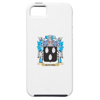 Bunting Coat of Arms iPhone 5 Cases