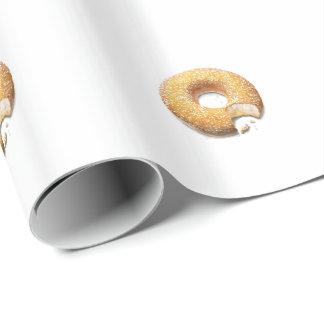Buñuelo azucarado mordido/buñuelo