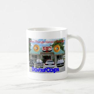 Buñuelo Cops2 Taza De Café