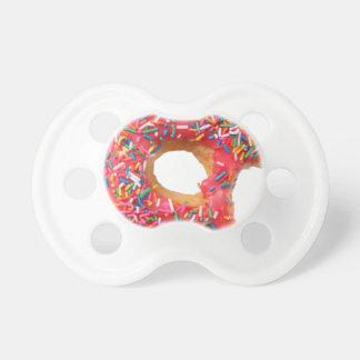 Buñuelo del postre de los dulces de los anillos de chupete de bebé
