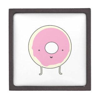 Buñuelo del rosa de la comida del postre de los cajas de regalo de calidad