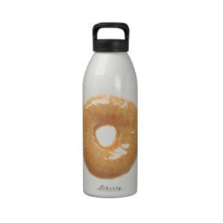 Buñuelo esmaltado botellas de agua reutilizables