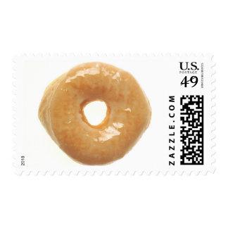 Buñuelo esmaltado sello postal