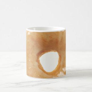 Buñuelo esmaltado tazas
