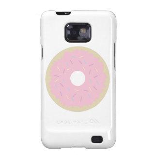 Buñuelo Galaxy S2 Carcasa
