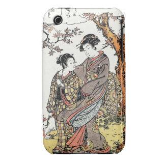 Bun'ya Yasuhide, de la serie seis Immort poéticos Case-Mate iPhone 3 Cobertura