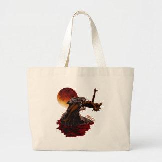 Bunyip Bag Jumbo Tote Bag