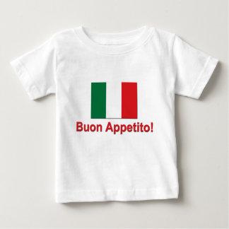 Buon Appetito Playera Para Bebé