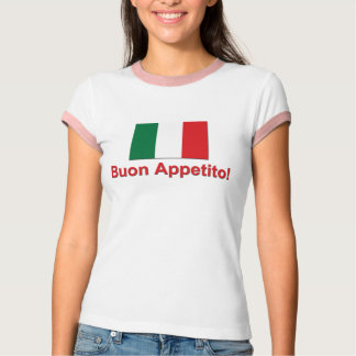 Buon Appetito Remera