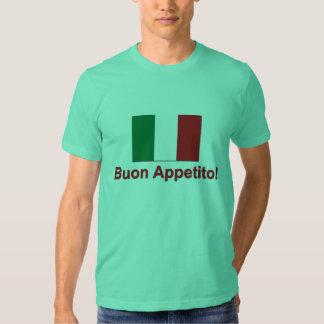 Buon Appetito Remeras