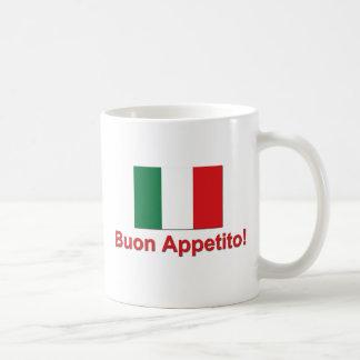 Buon Appetito Taza Clásica