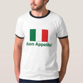 Buon Appetito (verde) Playera