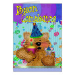 Buon Compleanno Greeting Card