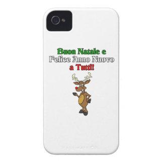 Buon Natale a Tutti iPhone 4 Case-Mate Case