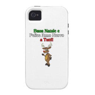 Buon Natale a Tutti Vibe iPhone 4 Cover