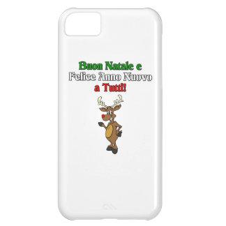 Buon Natale a Tutti iPhone 5C Cover