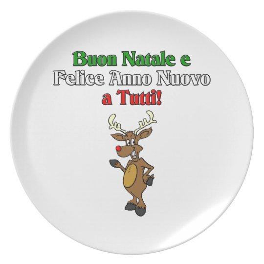 Buon Natale a Tutti Plate