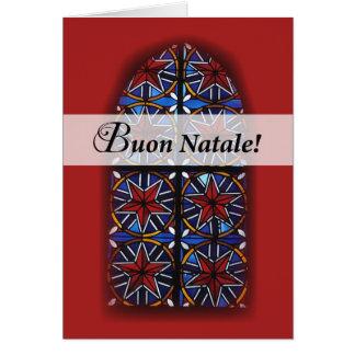 Buon Natale! Christmas Card Italian