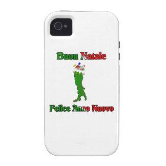 Buon Natale e Felice Anno Nuovo... Case For The iPhone 4