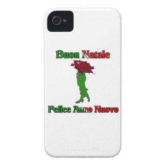 Buon Natale Felice Anno Nuovo.. iPhone 4 Covers
