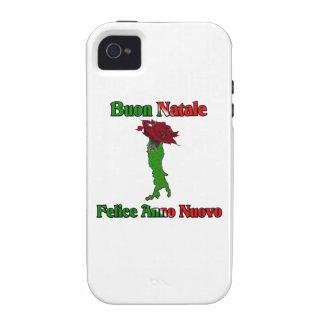 Buon Natale Felice Anno Nuovo.. iPhone 4/4S Case