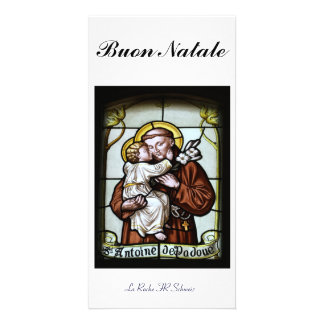 Buon Natale Fotokarte Tarjetas Fotográficas Personalizadas
