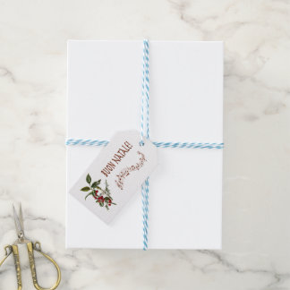 Buon Natale Gift Tags