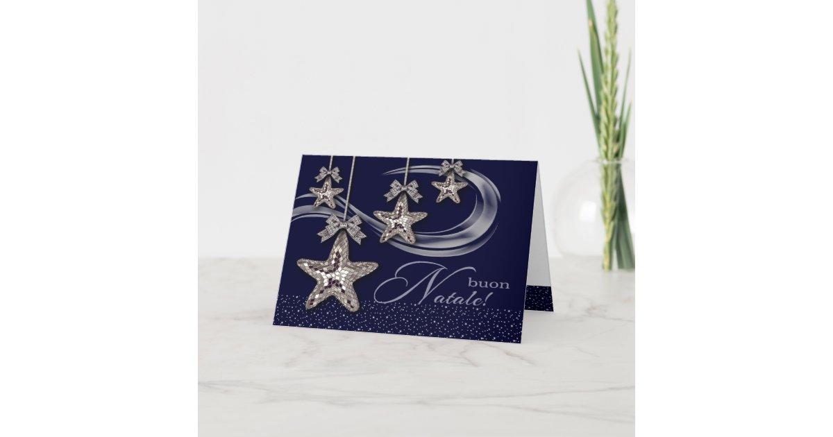 Buon Natale. Italian Christmas Cards | Zazzle.com