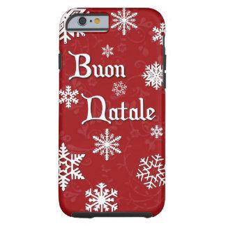 Buon Natale Italian Christmas Phone Case