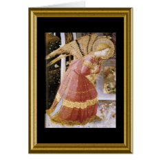 Buon Natale - Italian Christmas Wishes Card at Zazzle