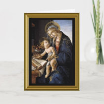 Buon natale - Italian Christmas Wishes Holiday Card