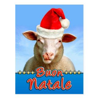 Buon Natale (italy) Postcard