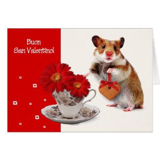 Buon San Valentino. Tarjetas de felicitación