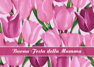 Buona festa cards greeting photo cards zazzle buona festa della mamma italian greeting card m4hsunfo