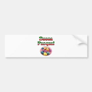 Buona Pasqua! Bumper Sticker