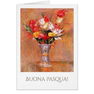 Buona Pasqua. Fine Art Easter Cards in Italian