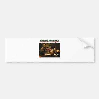 Buona Pasqua (Happy Easteer) Bumper Sticker