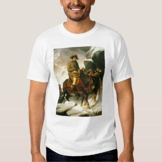 'Buonaparte Crossing the Alps' Tee Shirt