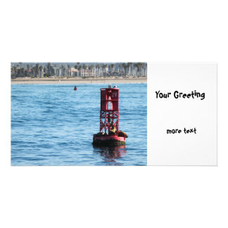 Buoy Sea Lions Card