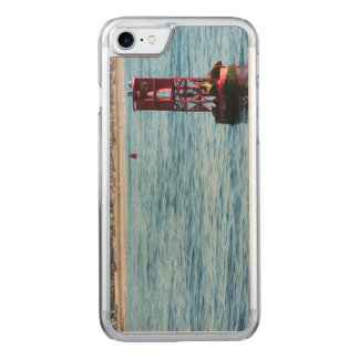 Buoy Sea Lions Carved iPhone 7 Case