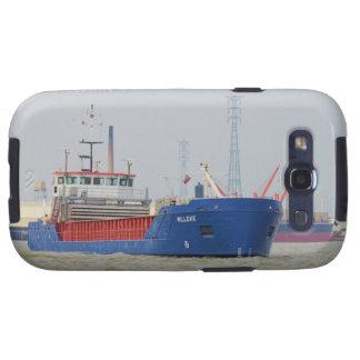 Buque de carga general Willeke Galaxy S3 Protectores
