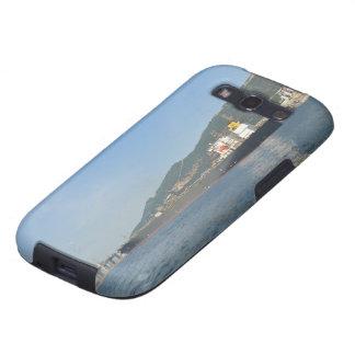Buque de carga que entra en Gibraltar Samsung Galaxy S3 Carcasas