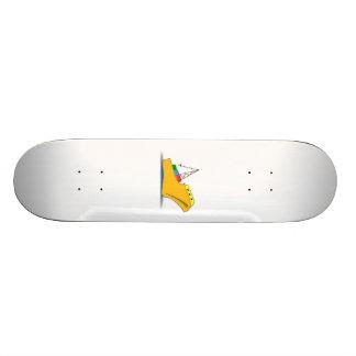 Buque de carga skateboards