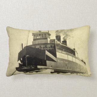 Buque de vapor principal Wawatam de Great Lakes en Cojín