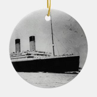 Buque de vapor RMS del trazador de líneas de pasaj Ornatos