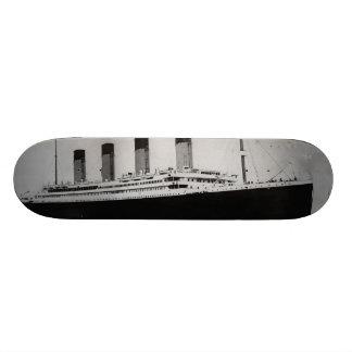 """Buque de vapor RMS del trazador de líneas de Patineta 8 1/2"""""""