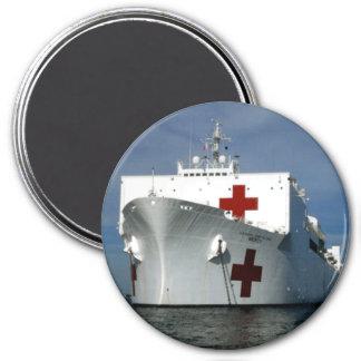 Buque hospital de la misericordia de USNS Imán Redondo 7 Cm