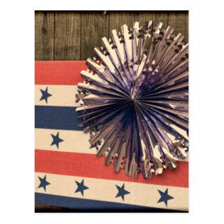 Buque insignia de la feria del condado postal