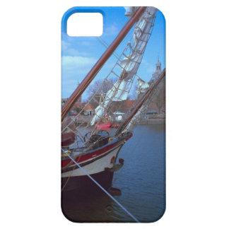 Buques holandeses del entrenamiento de la vela, iPhone 5 carcasa