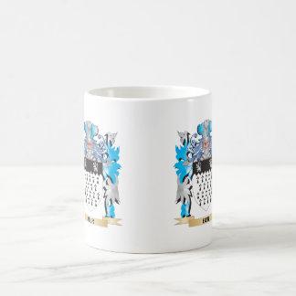 Bur Coat of Arms Classic White Coffee Mug
